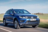 Fast-selling: The Volkswagen Touareg