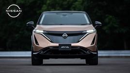 Nissan Ariya SUV electric vehicle (EV)