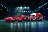Nissan LCV range 2015