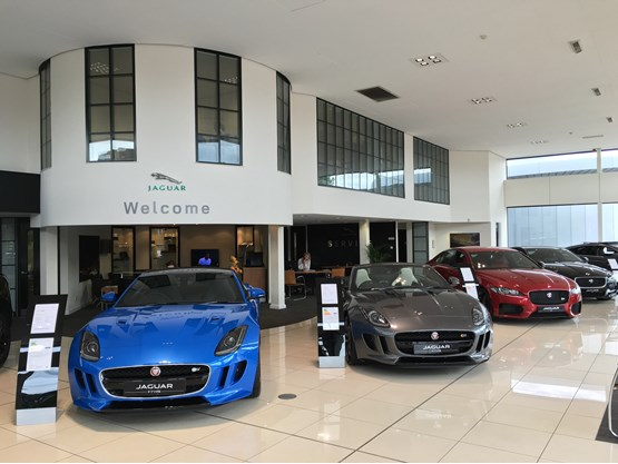 Stratstone Begins Recruitment Drive For Three Jaguar Dealerships Bought  From Inchcape Retail