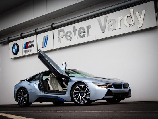 Peter Vardy BMWi Edinburgh