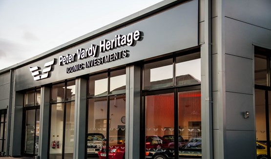 Peter Vardy Heritage, Edinburgh