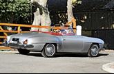 Peter Vardy Heritage - 1959 Mercedes 190 SL Roadster