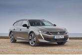 Peugeot's new 508 SW