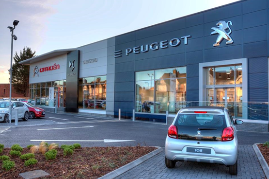 New Citroen Peugeot And Ds Dealership Opens In Chingford