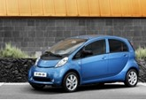 Peugeot Ion electric vehicle (EV)