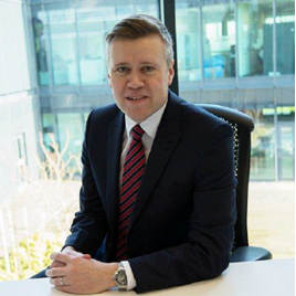 James Weston, Robins & Day chief executive