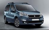 Peugeot Partner Tepee Electric 2017