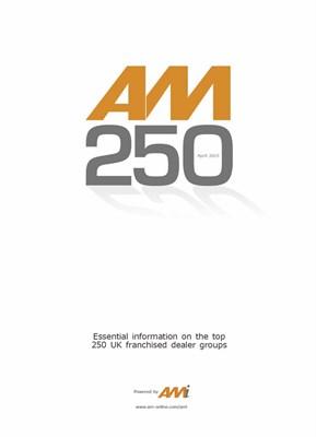 AM250 Report - printed and digital copy