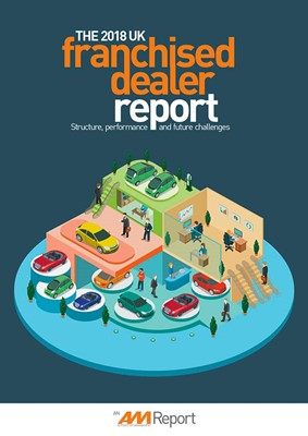 The 2018 UK Franchised Dealer Report - PDF version