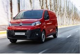 The new Citroen Dispatch LCV