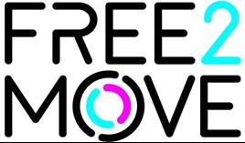 PSA's Free2Move logo