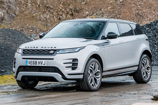 New Range Rover Evoque Cameras Help To Remove Suv Blind Spots General