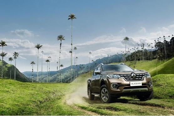 Renault Alaskan pick-up