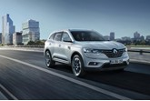 The new Renault Koleos
