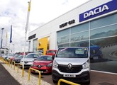Right Car Renault Dacia Grimbsy