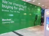 Opening soon - Rockar Westfield Stratford