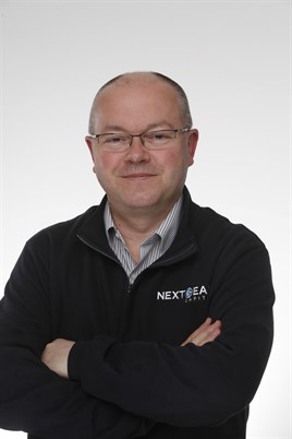 Managing director NextGear Capital, David Mercer