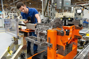 Ford 1.5 Ecoboost production at Bridgend
