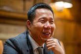 HR Owen chief executive Ken Choo