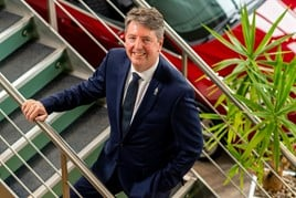 Stephen Russell, managing director, Ringways