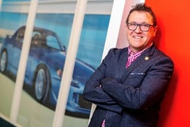 Stephen Brighton, the managing director of Hepworth Motor Group