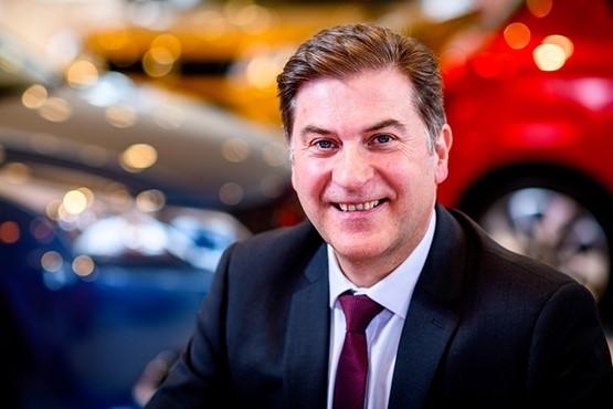 Batchelors Motor Group MD Tony Denton