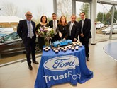 TrustFord FordStore Wilmslow