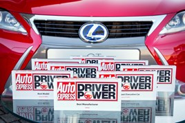 Lexus Driver Power Awards