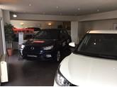 DS Dalgleish & Son's new SsangYong Motor UK dealership in Coldstream