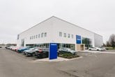 Volvo's new £6m training and development centre in Daventry