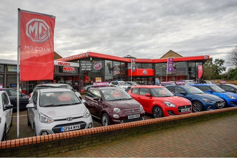 Holden Group MG dealership