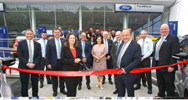 TrustFord has opened two Northern Ireland FordStores in recent days, along with PartsPlus parts facilities in Aberdeen and Carlisle