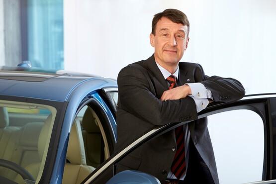Anders Kärrberg, head of global sustainability at Volvo Cars