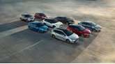 Toyota GB hybrid vehicle range