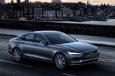 Volvo S90 executive saloon for 2016