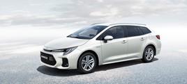 Suzuki's new Swace hybrid estate car