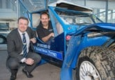 Bristol Street Motors continues to support BCCC driver