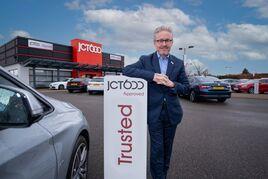 JCT600 chief executive John Tordoff