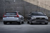 Volvo V90 and S90