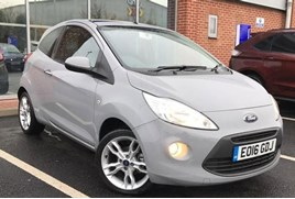 New Drivers Are Spending An Average Of  On Their First Car With The Ford Ka Found To Be The Most Popular Model