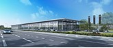 LSH's soon-to-open Stockport Mercedes-Benz dealership