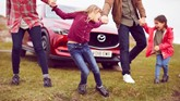 Mazda UK 'Together is a wonderful place to be' idents on Film4