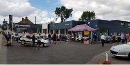 Hawkins Peugeot Fest attracts over 300 people