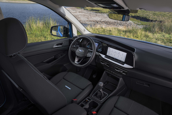 Inside the new Ford Tourneo Connect