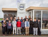 Young drivers at Clelands Volvo