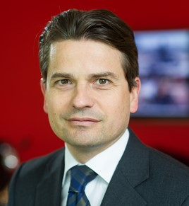 Incoming Honda UK managing director, Jean-Marc Streng