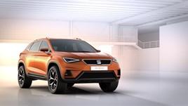 Seat 20v20 SUV concept