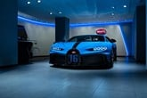 The new Bugatti Chiron Pur Sport supercar