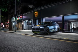 HR Owen Lamborghini Urus